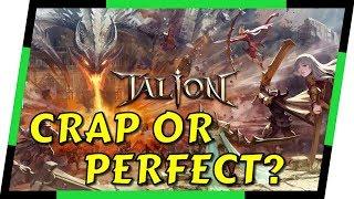 Talion - NEW OPEN WORLD MMORPG BETA GAMEPLAY   MGQ Ep. 100
