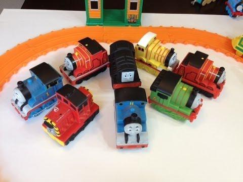 Amazon.com: Fisher-Price My First Thomas & Friends Thomas ... |Thomas The Train Toys Bath Time
