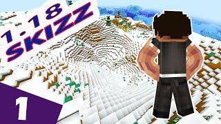 Solo Skizz: Minecraft 1.18 Ep 01 - NEW BEGINNINGS!