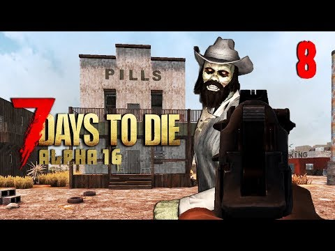 7 Days to Die: Lots of Zombie Killin' (#8)