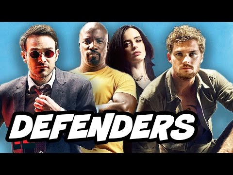 Netflix Defenders Behind The Scenes Teaser and Marvel Release Date Breakdown