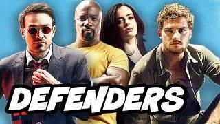 Netflix Defenders Behind The Scenes Teaser and Marvel Release Date Breakdown