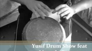 Yusif Drum Show feat Mursel - Bos ver (DRUM VERSION 2012)