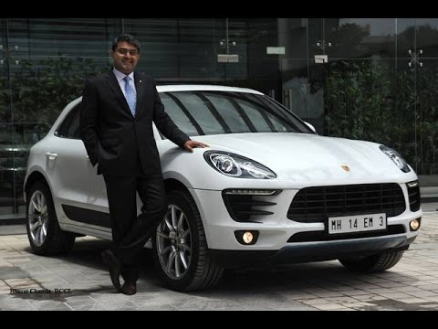 Porsche Launches Compact Suv Macan In India At Rs 1 Crore Youtube
