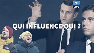 📱 McFly et Carlito vs Macron: qui influence qui ? 🤳