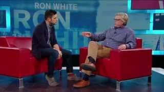 Ron White on George Stroumboulopoulos Tonight: INTERVIEW