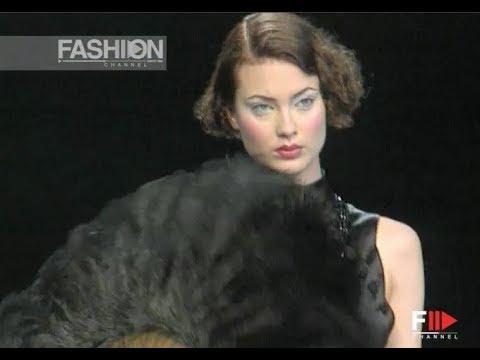 KENZO Fall 1994/1995 Paris - Fashion Channel