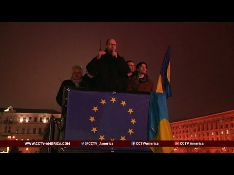 Profile: Ukrainian PM Arseniy Yatsenyuk