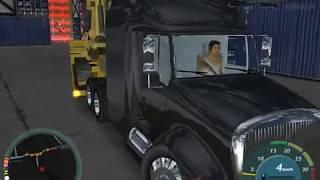 18 Wheels of Steel Convoy - Seattle Mission