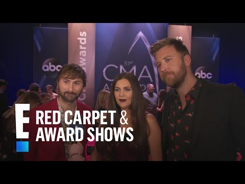 Lady Antebellum's Hillary Scott Is Expecting Twins | E! Live from the Red Carpet