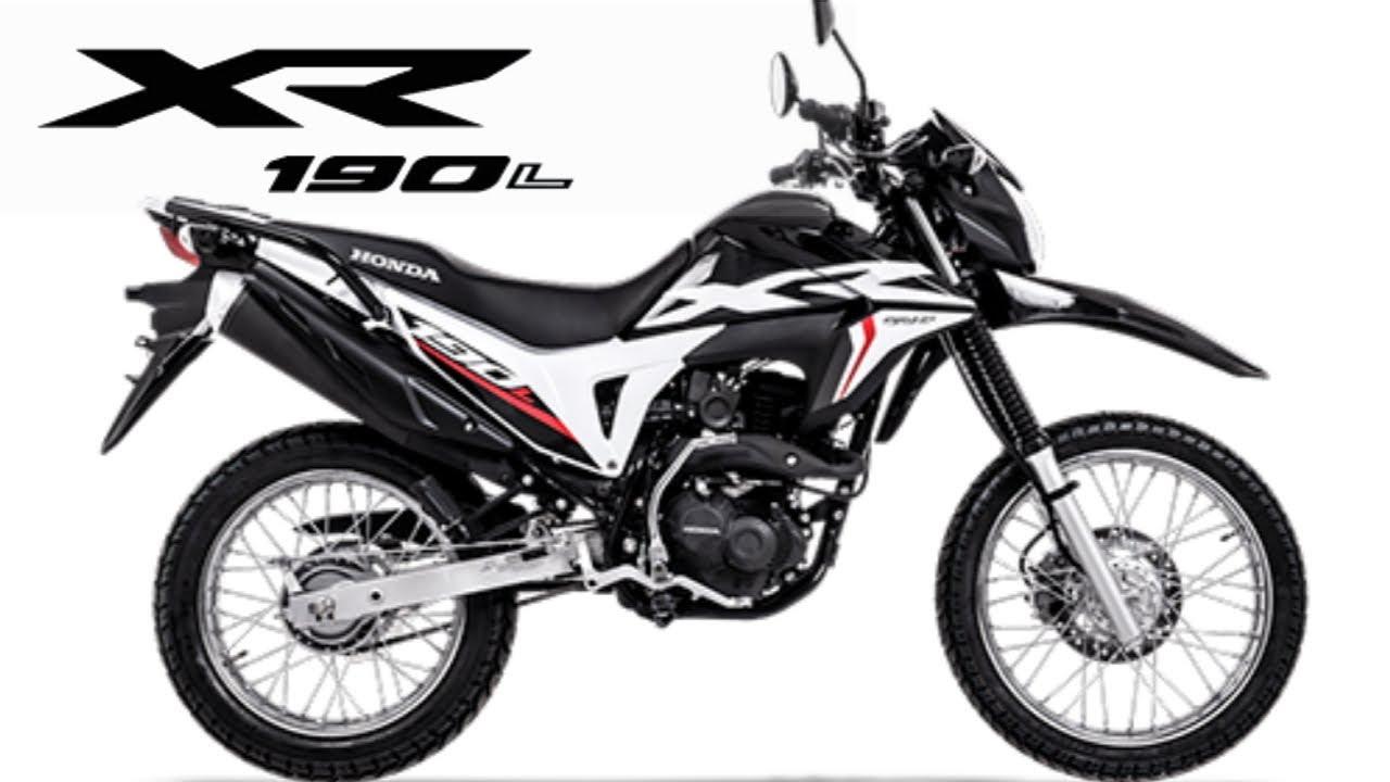 Spy Shoot Honda Xr 2021