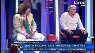 Iván Arenas cuenta el chiste del acuario y la lógica