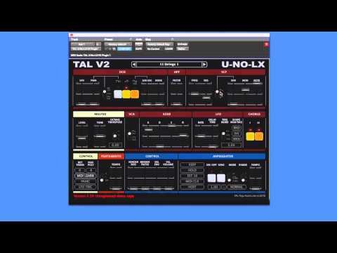 TAL V2  U NO LX Review