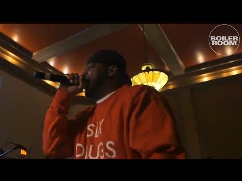 Ghostface Killah Boiler Room Rap Life Los Angeles Live Show
