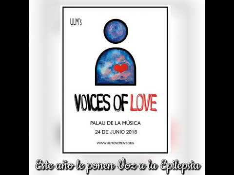 VOICES OF LOVE POR LA EPILEPSIA