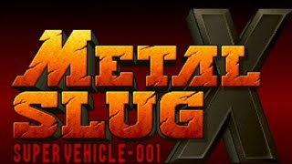 METAL SLUG 3 Final Mission Walkthrough [IOS]