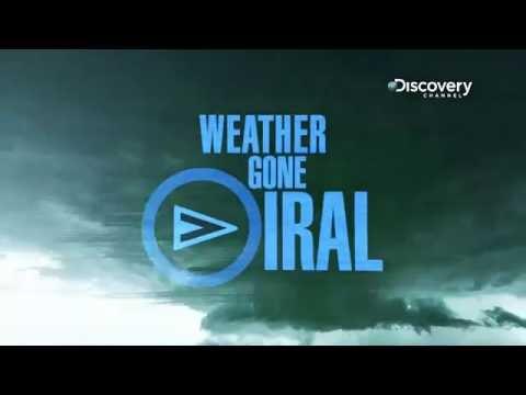 Destructive Waterspout Comes Ashore - Weather Gone Viral