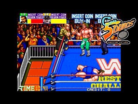 "[BIS] WWF WRESTLEFEST - "" CON 5 DUROS"" Episodio 532 (Especial 2P con Madurga) (1cc) (1 loop)"