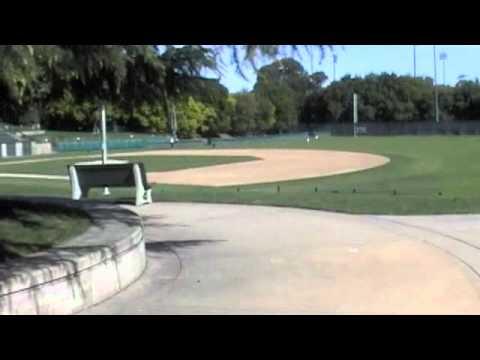 Stanford: Sunken Diamond Baseball FIeld