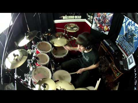Boston - Peace Of Mind - Drum Cover (Dedicated To Boston, Ma)