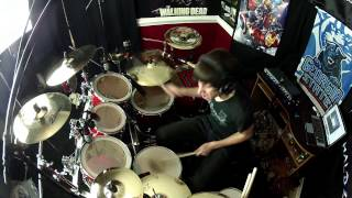 Boston Peace Of Mind Drum Cover Dedicated To Boston, Ma