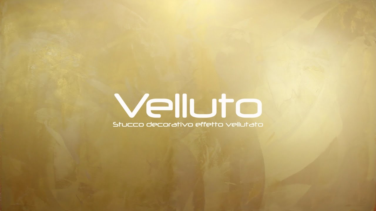 Pittura Lavabile Vellutata Velluto Decorative Paint Velvet Effect