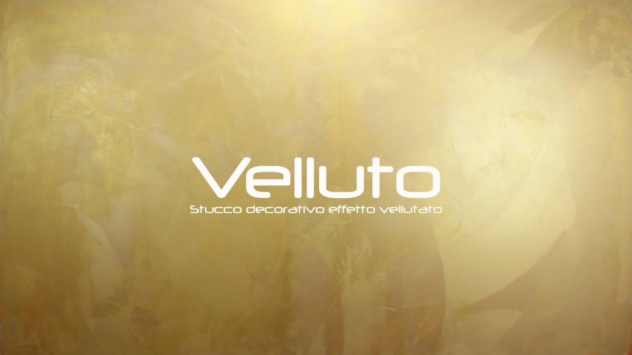 Colori Perlescenti Per Pareti velluto - decorative paint velvet effect