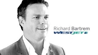 Interview with Richard Bartrem of WestJet