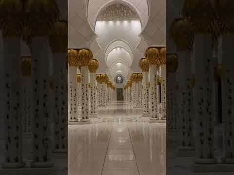 Heart Touching Quran Recitation at Shaikh Zayed Mosque Abu Dhabi.