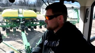John Deere Planter Preparations 2019