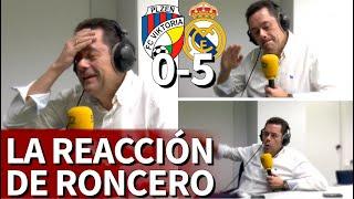 Viktoria Plzen 0 Real Madrid 5 | Roncero y los goles de Benzema y Kroos | Diario AS