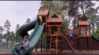 Обзор игровой площадки для детей Playnation Горец 3