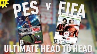 PES 2009 v FIFA 09 | PES v FIFA Head to Head | Ep3