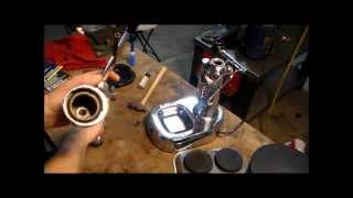 How to Replace O-Rings in the Group of the La Pavoni Europiccola