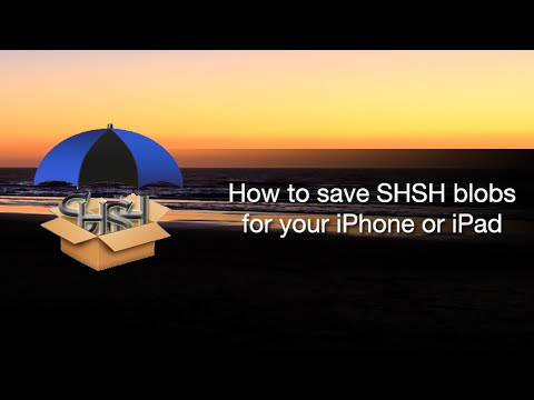 How to save SHSH blobs for iPhone, iPad with TinyUmbrella beta