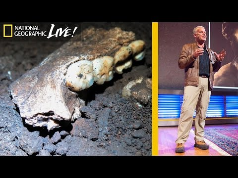 Discovering Homo Naledi: Journey to Find a Human Ancestor, Part 2 | Nat Geo Live