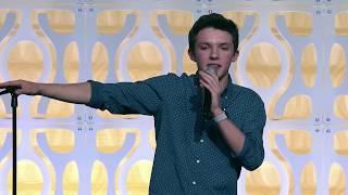 PTACon18 Keynote Speaker - Aidan Anderson