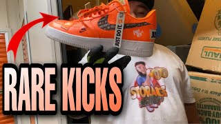 ONE-OF-A-KIND NIKES FOUND | NI…