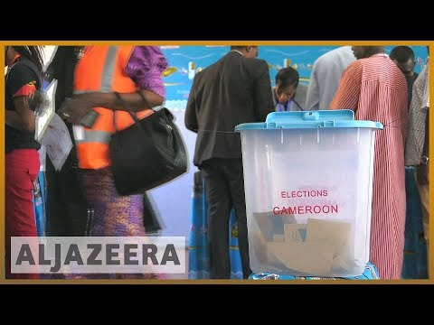 🇨🇲 Cameroon election: Polls closes, vote counting under way | Al Jazeera English