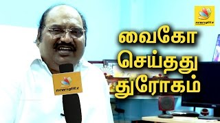We hear AMMA slogan even at deep sleep : J. Anbazhagan Interview about Assembly Fight