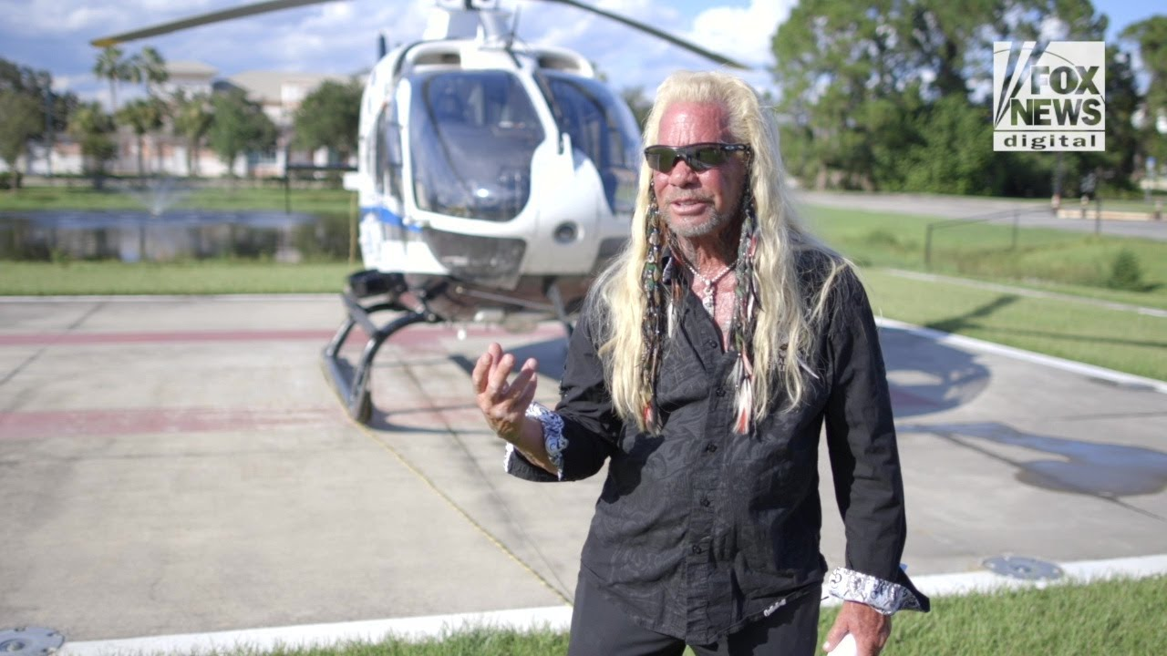 Download Here's where Dog the Bounty Hunter thinks Brian Laundrie is