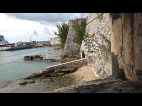 "Royal navel dockyards Bermuda ""The Keep"""