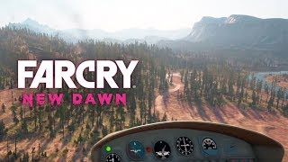 FAR CRY NEW DAWN #4 - Gameplay Ao Vivo!