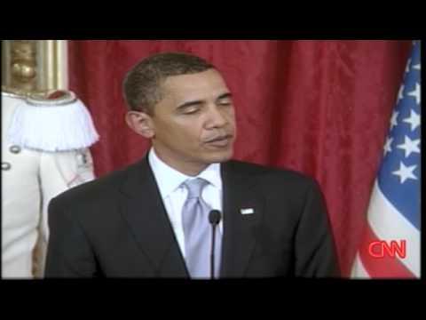 Obama's G8 focus