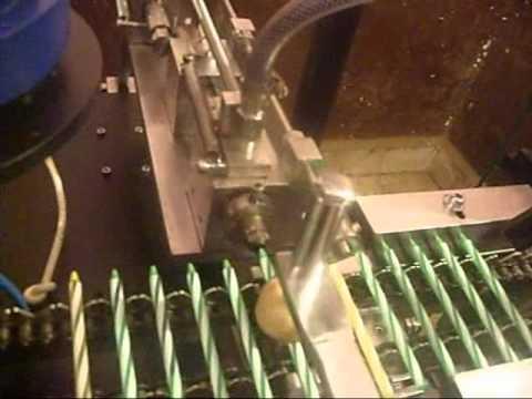 Ball Pen Machine wmv