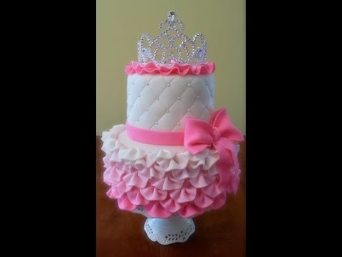 1st Birthday Cake Ideas For Girls Youtube