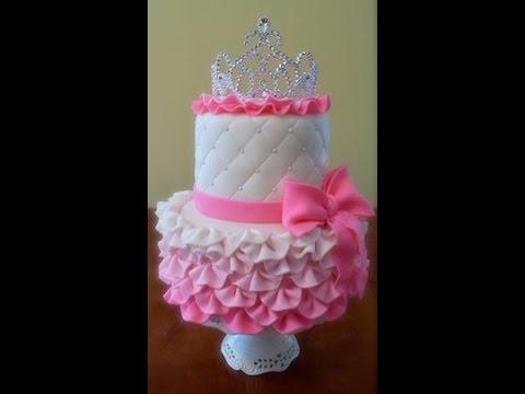 1st Birthday Cake Ideas For Girls Youtube