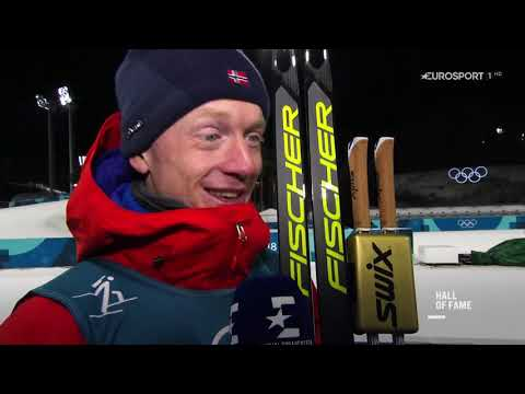 Биатлон - Олимпийские игры. Зал Славы. Пхёнчхан-2018.