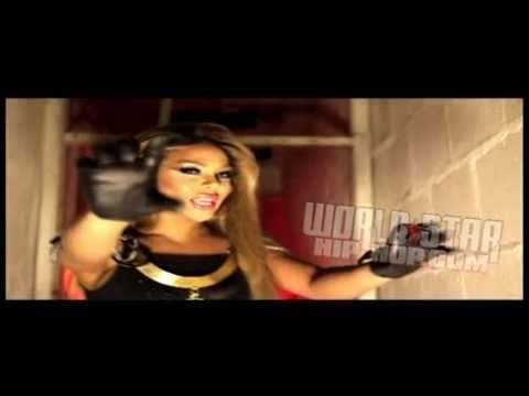 Lil Kim  Black Friday Nicki Minaj Diss Music HD 1080p 2011