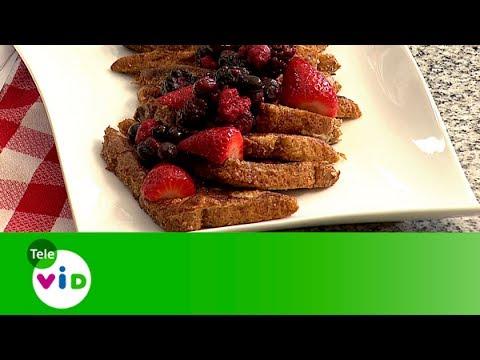 Sabores   Desayunos Saludables - Tele VID